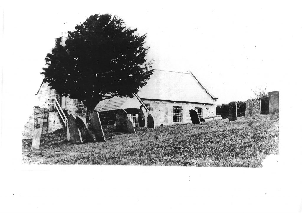 Atlow Old Church