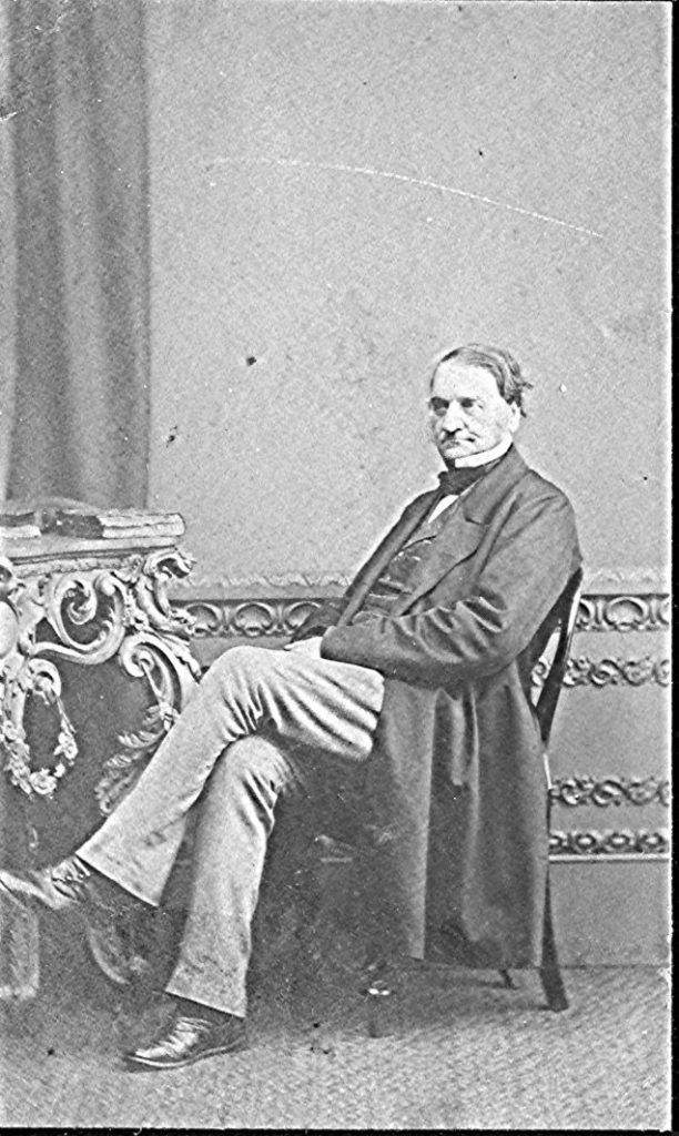 Thomas Tredwell, Railway Contractor, St Johns Lodge, Knights Hill, Norwood, Surrey