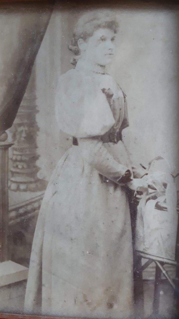Hannah Jones (nee Tudor)