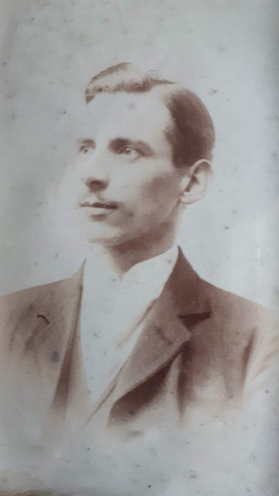Thomas Richard Jones, son of Robert and Harriet Jones. MD of Morris and Jones, Wholesale Grocers