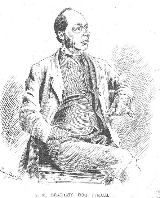 Dr Samuel Messenger Bradley